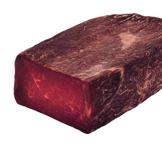 Viande des grisons (Viande de bœuf séchée)