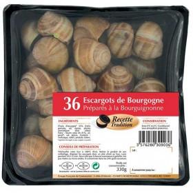 Escargots de Bourgogne (Belle Grosseur, Très gros ouTradition (T9)