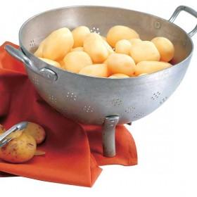 Pommes de terre ronde