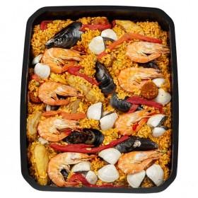 Paella Royale, barquette 2,5 kh