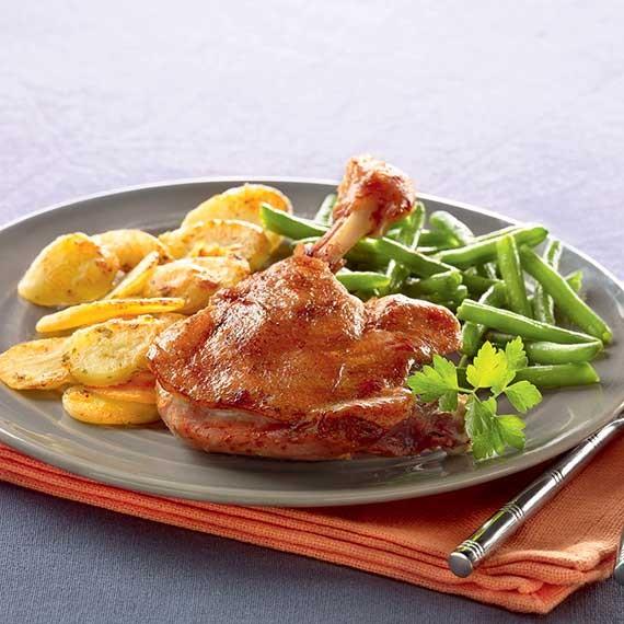 Cuisse de canard confite satras - Cuisiner cuisse de canard confite ...