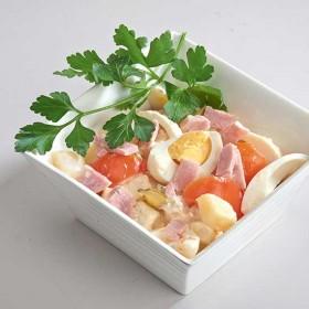 Salade piémontaise tradition