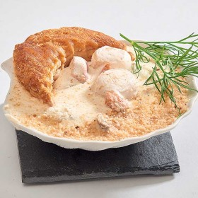 Coquille st Jacques glacée 180 g