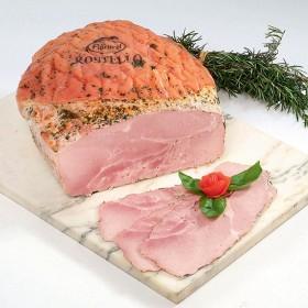 Rôti de jambon aux herbes, Le Rostello