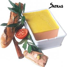 Mousse pur canard, terrine plastique 2,2 kg